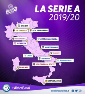 Serie A femminile calcio a 5